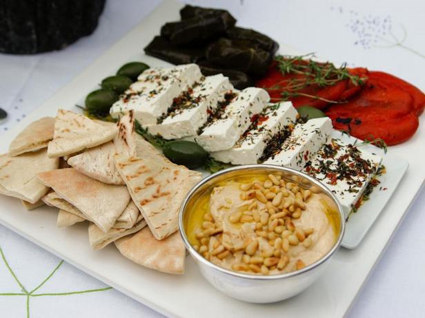 Фотография блюда - Греческое мезе