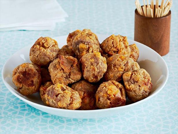 Фотография блюда - Колбасные шарики