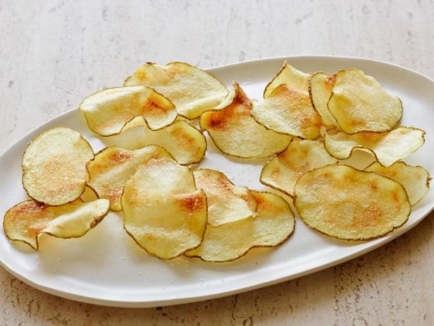 10: Картофельные чипсы