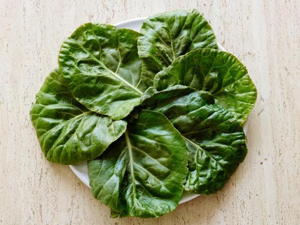 5: Смягчение листовой капусты
