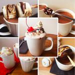 5 изысканных топпингов к горячему шоколаду