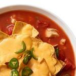 Куриный начо-суп в медленноварке