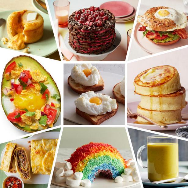 Фото Вкусные и красивые блюда, популярные в Instagram