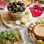 Лучшие дип-соусы для праздничной вечеринки