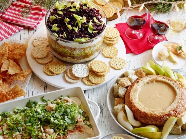 Фото Лучшие дип-соусы для праздничной вечеринки