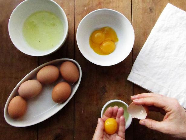 Начните с яиц