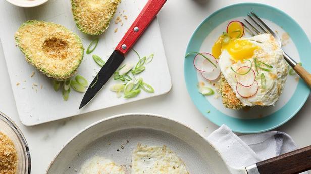 Фото Новый тост из авокадо