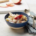 Горячая яблочная каша (диета Whole30)