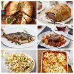 Впечатляющие и простые основные блюда для званого обеда