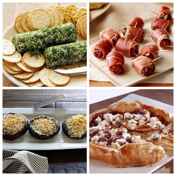 Фото Простые рецепты сырных закусок
