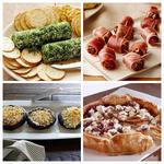 Простые рецепты сырных закусок