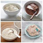 Рецепты кремов и глазури