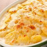 Картофельная запеканка с пониженным содержанием жира