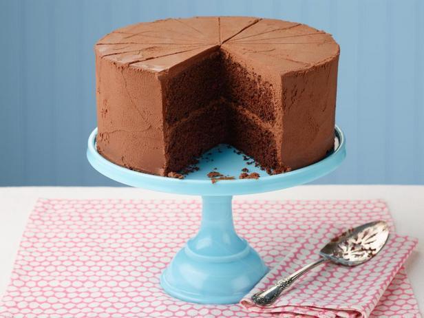 Фотография блюда - Шоколадный торт на майонезе