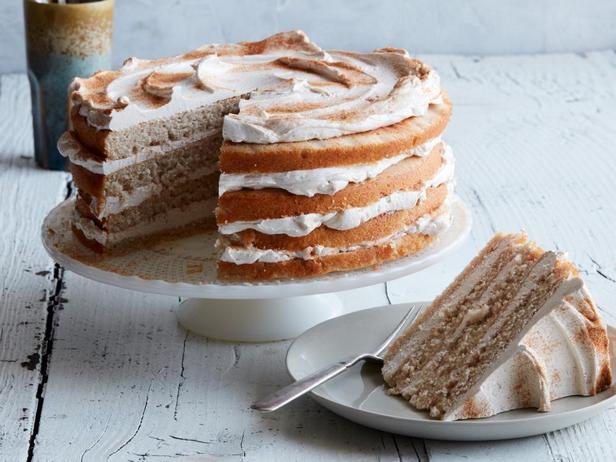 Фотография блюда - Торт «Сникердудл»