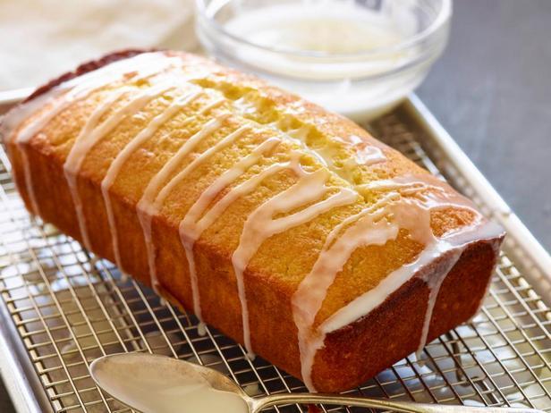 Фотография блюда - Лимонный кекс