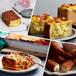 Блюда и закуски с сыром