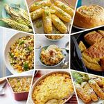 Лучшие рецепты с кукурузой