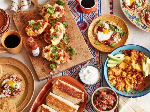 Фото Мексиканские завтраки, коллекция рецептов