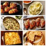 Лучшие рецепты гарниров с картофелем и бататом