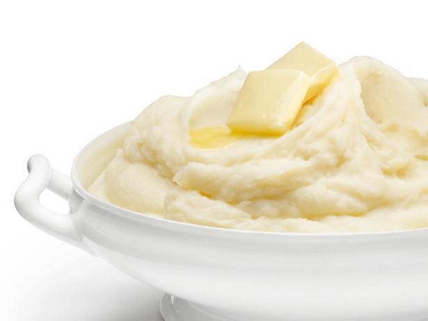 Фотография блюда - Идеальное картофельное пюре