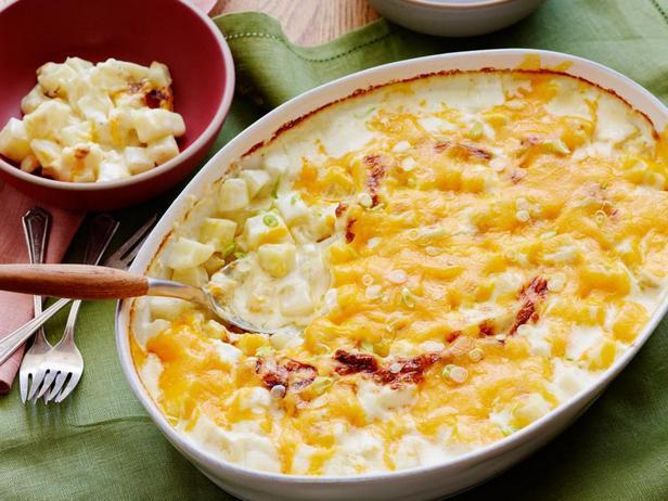 Фотография блюда - Идеальный гратен из картофеля