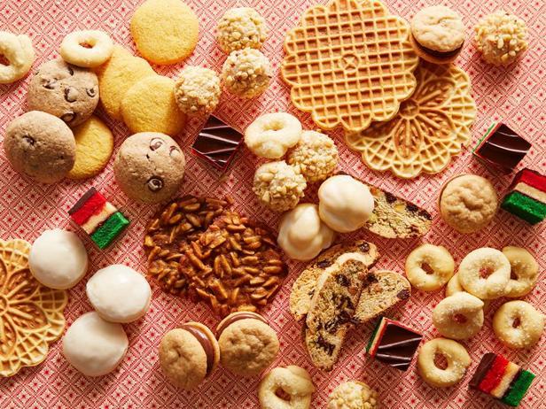 Фото Рецепты итальянского печенья