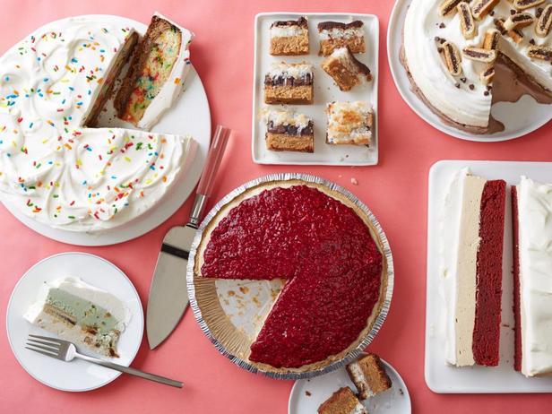 Фото 5 рецептов слоеных десертов