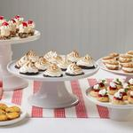Миниатюрные десерты для вечеринки, 5 рецептов