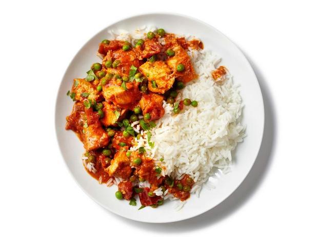 Фотография блюда - Курица тикка масала в медленноварке