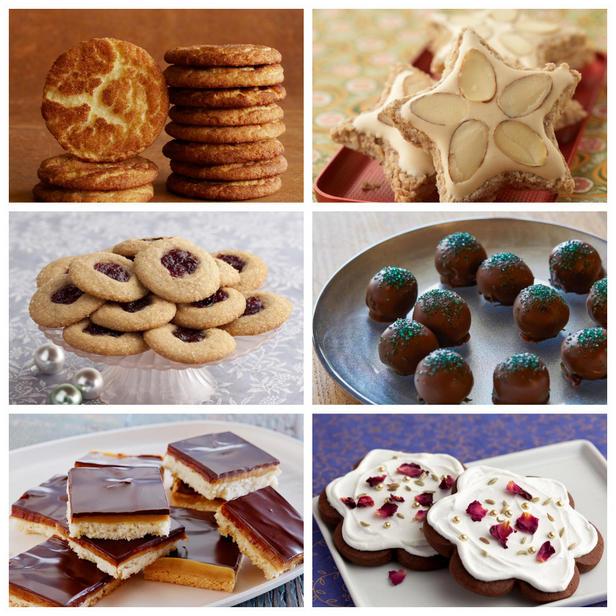 Фото Лучшие рецепты праздничного печенья