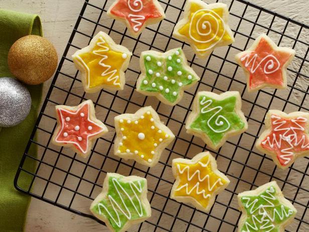 Фотография блюда - Рождественское печенье