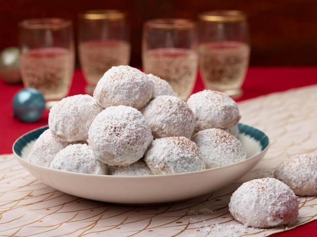 Фотография блюда - Печенье «Снежные шарики»