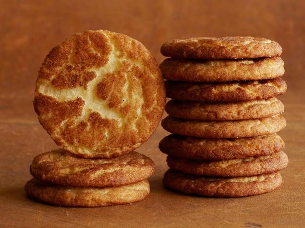 Фотография блюда - Сникердудл – печенье в домашних условиях