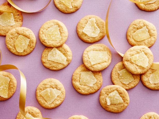Фото блюда - Имбирное печенье с мелассой