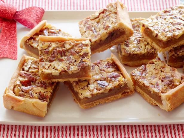 Фото блюда - Пирожные с пеканом «Кентукки»