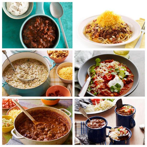 Фото Лучшие рецепты чили