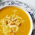 Зимний тыквенный суп