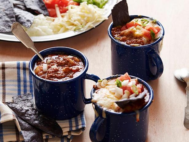 Фотография блюда - Чили-закуска для спортивных болельщиков