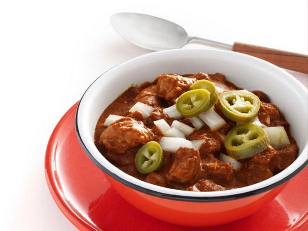 Фотография блюда - Красный чили по-техасски