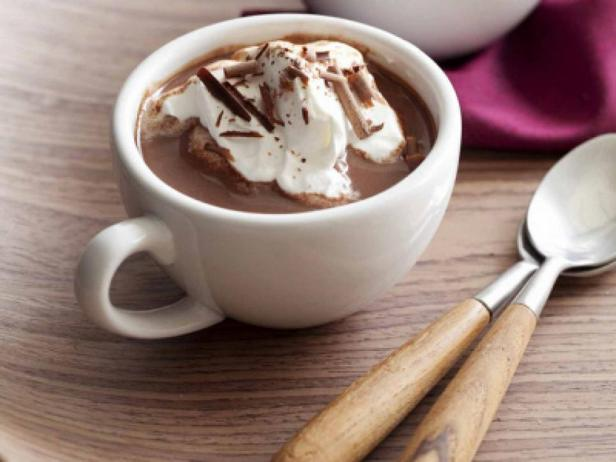 Фотография - Горячий мятный шоколад