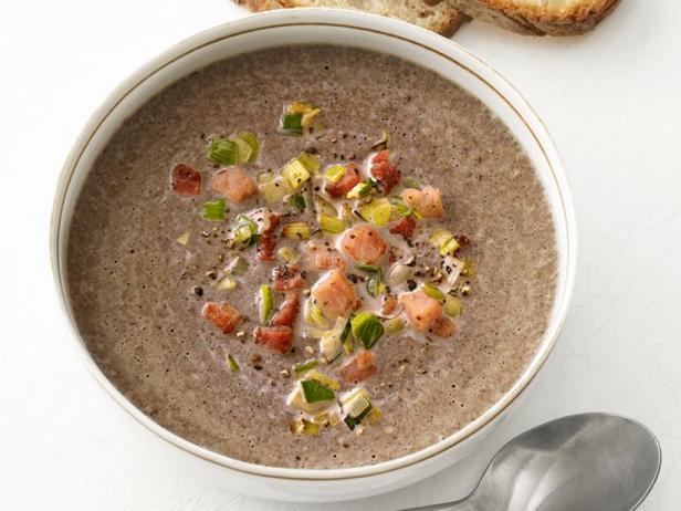 Фото Крем-суп из шампиньонов