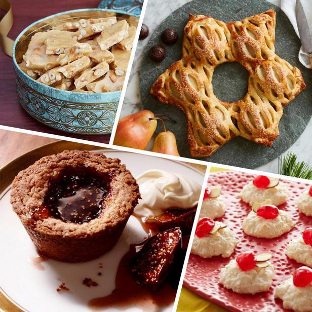 Фото Лучшие рецепты праздничной выпечки и десертов