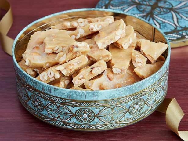 Фотография блюда - Грильяж с арахисом