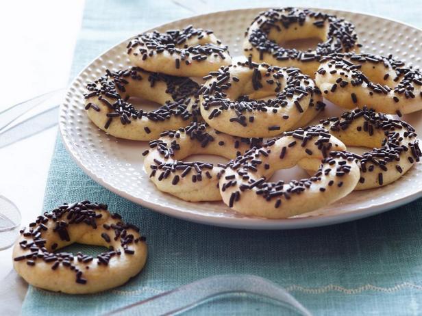 Фотография блюда - Домашнее печенье на сметане