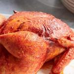 Курица с марокканской хариссой в духовке