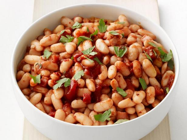 Фото блюда - Фасоль в бальзамическом соусе