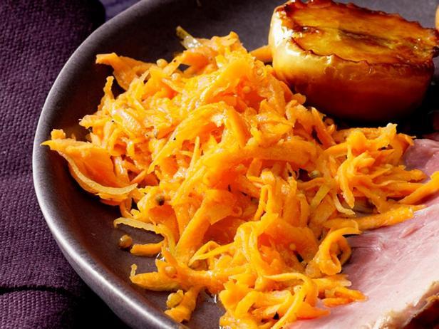Фото блюда - Тёртая морковь