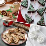 Новогодние десерты, 24 рецепта
