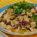 Китайский салат с курицей «Не ваше дело»